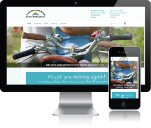 web design for Florida Movement