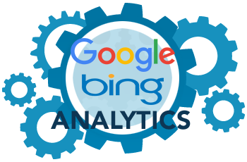 Google & Bing Analytics Reporting
