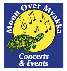 Moon Over Myakka Logo