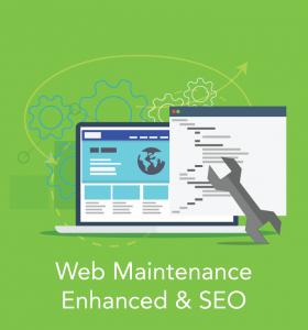 website maintenance package-enhanced & SEO
