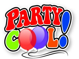New logo design-Party Cool!