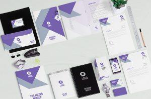 nonprofit branding design package