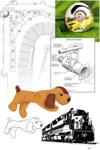 Illustrations examples