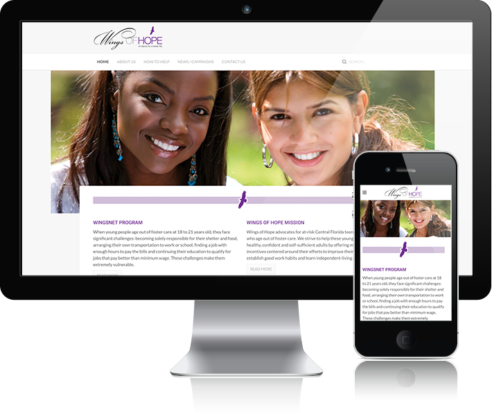 Website Design And Development For Nonprofits